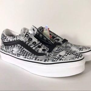 Vans Old Skool Molo Skate Check Sneakers